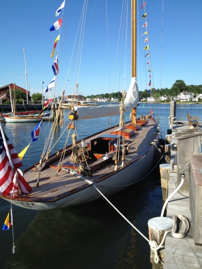 NEITH 1907 Herreshoff sloop