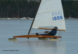 Stu Sailing Massabesic 08