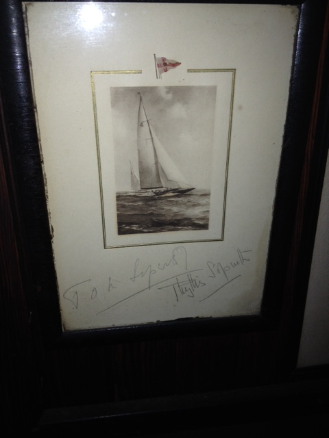 Club 8- Sopwith Autograph