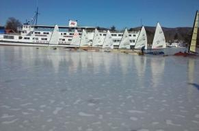 9 boats Mt Wash