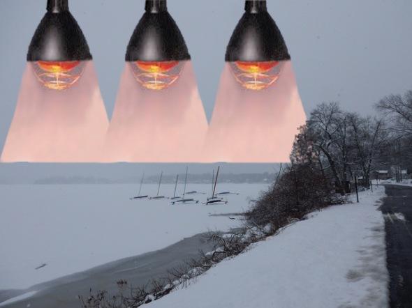 Bantam lamps