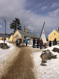 Photo credit Silfvenius Remick Museum ice harvest 2018