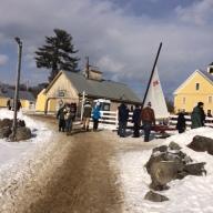 Photo credit Silfvenius Remick Museum ice harvest 2018