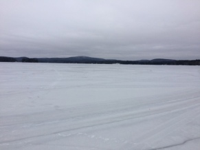 Lake Wentworth, NH 1-13-20